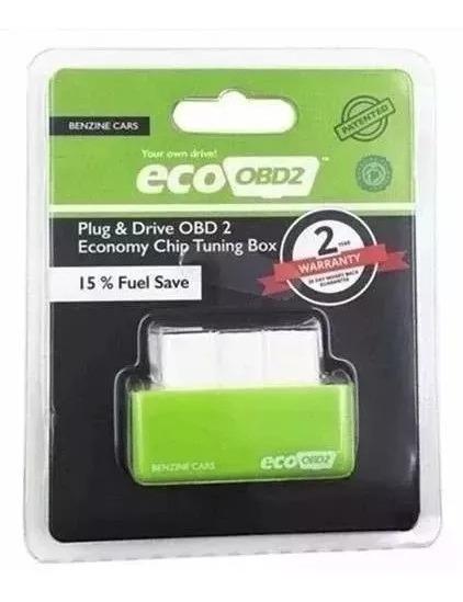 Eco Obd2 Gasolina Álcool Economia Combustivel Duplo Chip