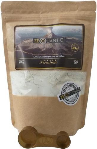 Imagem 1 de 9 de Zeólita Premium Zeoquantic 300g Potencializada