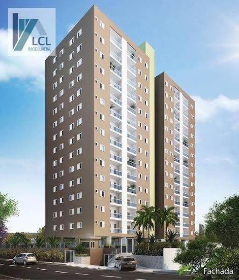 Apartamento Com 2 Dormitórios À Venda, 54 M² Por R$ 250.000,00 - Granja Viana - Cotia/sp - Ap0006