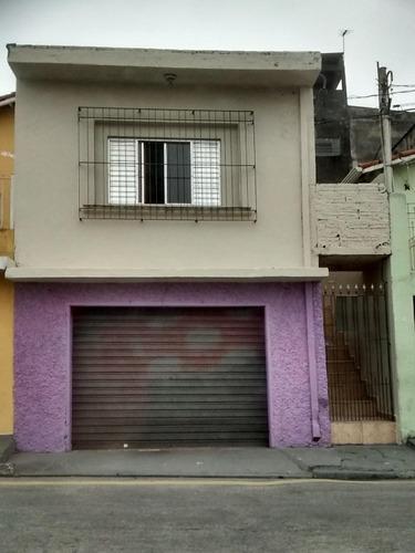 Imagem 1 de 3 de Sobrado A Venda Jardim Danfer, São Paulo - V4118 - 32630209