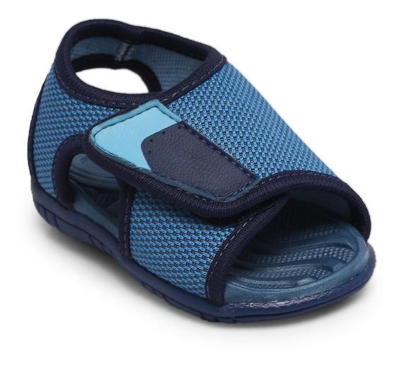 Sandália Pimpolho Azul 0027160c