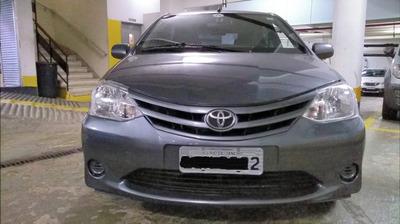 Toyota Etios Xs 1.3 2012/2013 Semi-novo Docs Ok Sem Dívidas