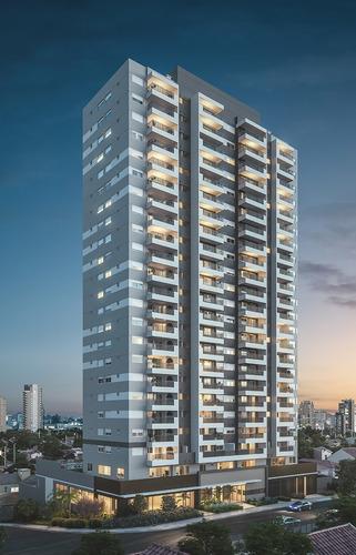 Apartamento Residencial Para Venda, Vila Guilhermina, São Paulo - Ap7311. - Ap7311-inc
