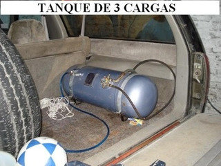 Tanques De Gas Vehicular