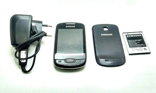 Celular Galaxy Mini Gt S5570b Usado Suporta Um Chp