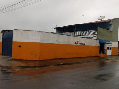 Depósito De Gaz (passando O Ponto) Completo Com Botijões