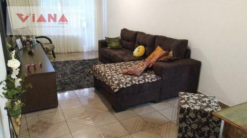 Imagem 1 de 15 de Casa Sobrado Em Vila Alzira  -  Santo André - 11294