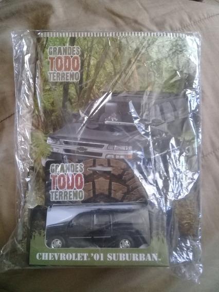 Coleccion Grandes Todo Terreno Nro 2 Suburban