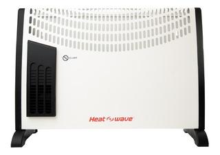 Calefactor Eléctrico De Convección Turbo Heatwave Hf152-t