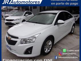 Chevrolet Cruze 1.8 Lt Mt 4 Puertas 2015 Jr Automotores