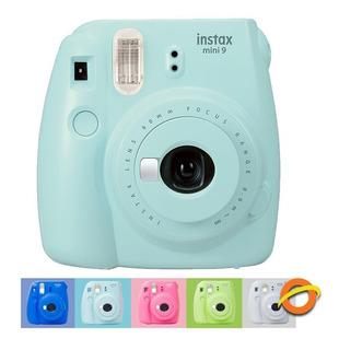 Camara Fuji Instax Polaroid Selfie Instantanea Flash Auto