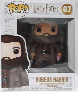 Funko Pop 07- Rubeus Hagrid- Harry Potter