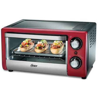 Forno Elétrico Compact Oster Capacidade 10l - Tssttv10ltr