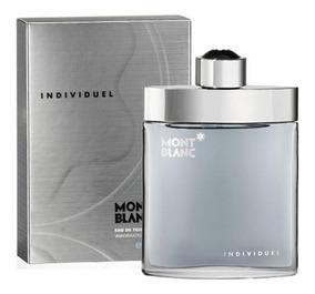 Perfume Mont Blanc Individuel 75ml Original Lacrado