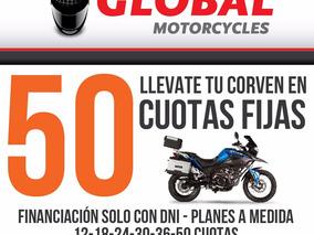 Corven Triax 250 Touring Bmw Tornado Xtz Enduro Tierra 2017