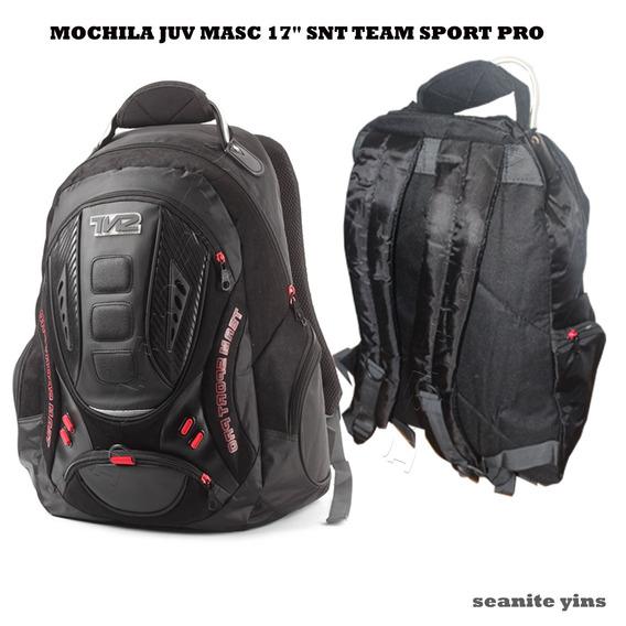 Mochila Team Sport Pro Escola Reforçada Promoção Mj12537