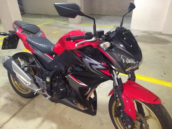 Kawasaki Z300 Abs