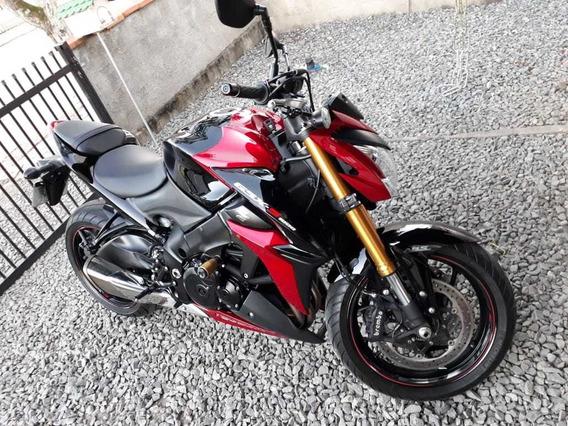 Suzuki Gsx_s 1000