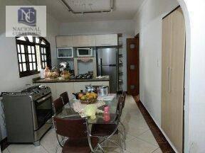 Sobrado Residencial À Venda, Jardim Utinga, Santo André. - So3068