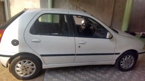 Fiat Palio Motor 1.6 1996 Branco 5 Portas