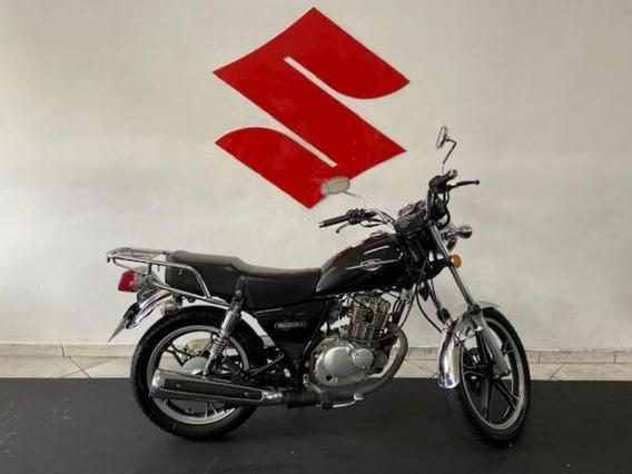 Suzuki Intruder 125 2016 Único Dono!