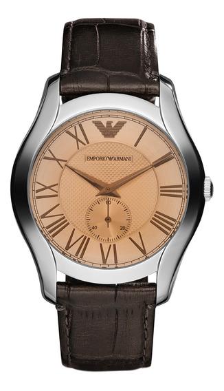 Reloj Emporio Armani Hombre Café Ar1704