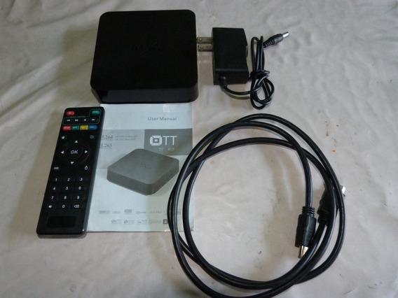 Solo Por Hoy Multimedia Tv Box Mxq 4k Original 30 Verdes