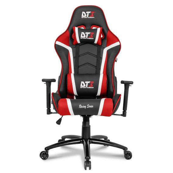 Cadeira Gamer Dt3 Sports Módena Black Red 10504-0