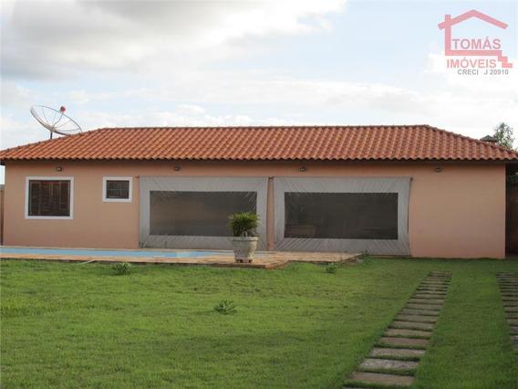 Chácara Rural À Venda, Residencial Ecopark, Tatuí. - Ch0006