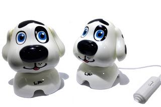 Parlante Usb Q-7 Lp Perro