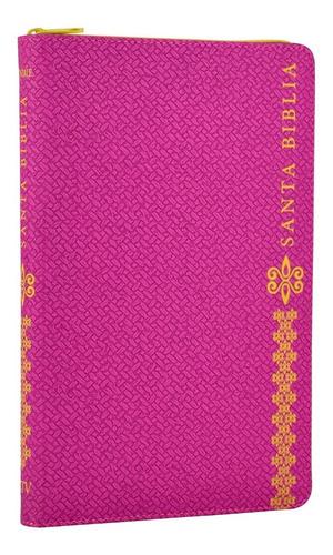 Biblia Ntv Edicion Ziper - Con Cremallera - Imitación Piel