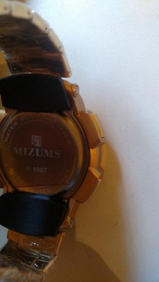 Relógio Resistente Agua De Luxo Masculino