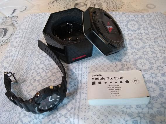 Relógio Casio G-shock Original Ga-800-1adr - Vendo Ou Troco