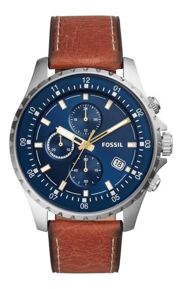 Relógio Fossil Dillinger Masculino Bicolor Fs5675/0an
