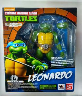 Bandai S.h. Figuarts Tmnt Leonardo Las Tortugas Ninja