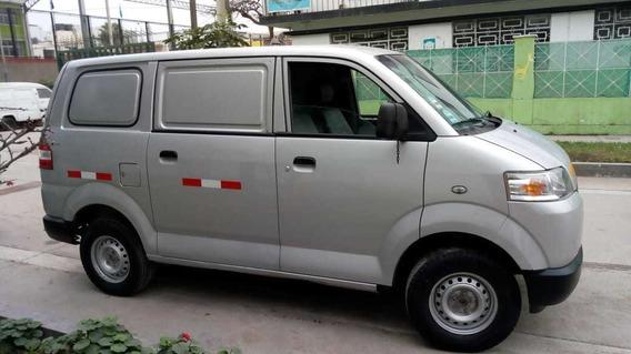 Suzuki Apv 2009, Gasolinero, Mecánico, Panel 900 Kg Carga