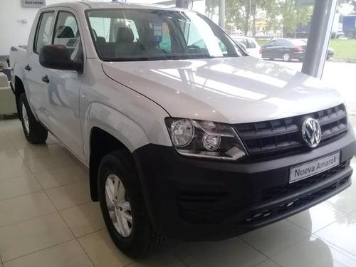 Volkswagen Amarok Trendline 4x2 Entrega Inmediata Vw 2021