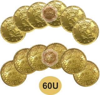 Monedas De Chocolate X 60u Bonafide Morgan - Sweet Market