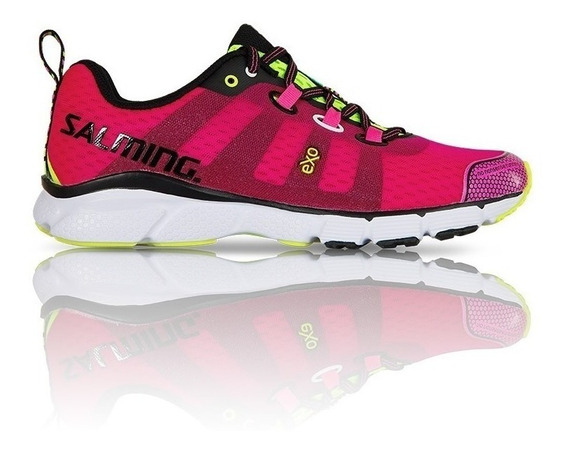 Zapatillas Salming Enroute Mujer Correr Running Cuotas