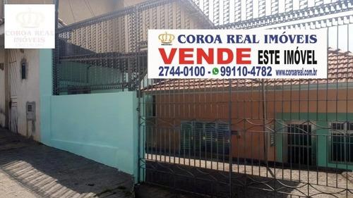 Linda Casa Na Cidade Ae Carvalho Pertinho Da Estação De Metrô Corinthians Itaquera - Ca00275 - 34408212