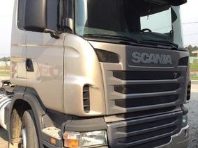Scania 124 380 6x2 Ano 2010