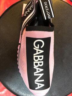 Tenis Dolce Gabbana Sorrento Dg Snikers Zapatilla Deportiva