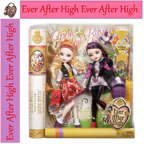 Ever After High Apple E Raven School Spirit Original Cod. 04