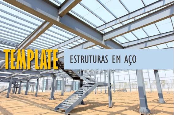 Template Revit Estruturas Em Aço 2018 2019 Brindes Steel Fr