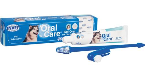 Oral Care + Doble Cepillo 80 Gr