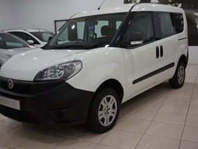 * Fiat Doblo 1.4 Active/ Entrega Inmediata / 0km Financiada