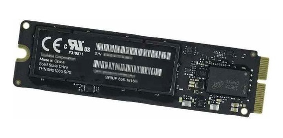 Ssd 128 Macbook Pro Retina Air 11,13,15 A2015 A1466 A1502