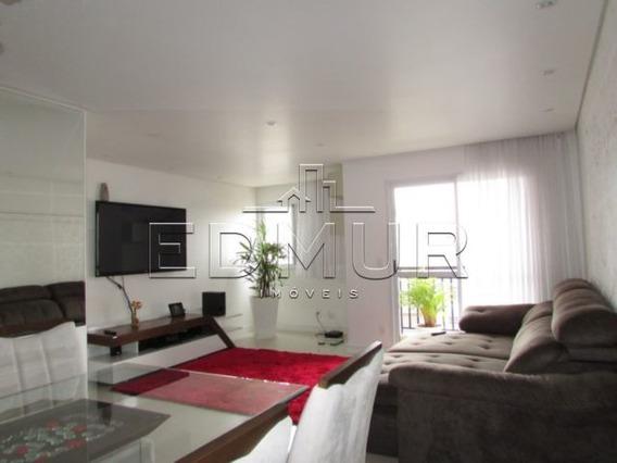 Apartamento - Vila Valparaiso - Ref: 14354 - V-14354