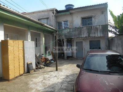 Terreno Residencial À Venda, Rudge Ramos, São Bernardo Do Campo. - Te0006