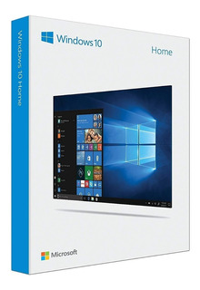 Licencia Windows 10 Home 64bits Original Coem Oferta - Actualiza Tu Equipo - Ideal Para Hogar
